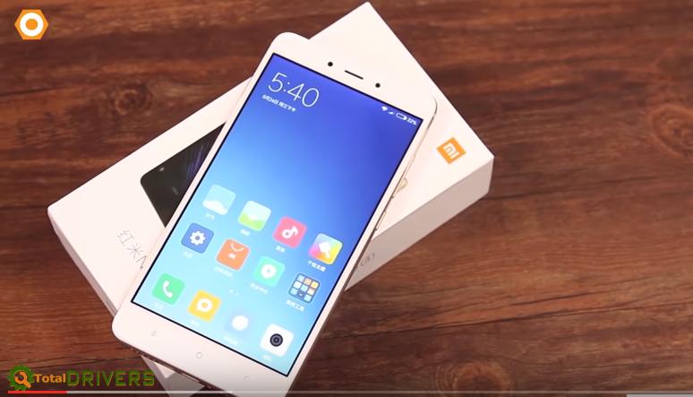 Xiaomi RedMi 4 usb drivers