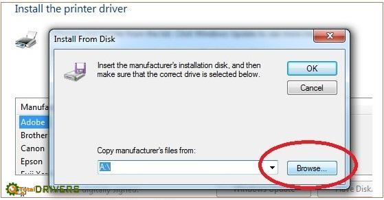 Ricoh IP install 6 totaldrivers.net