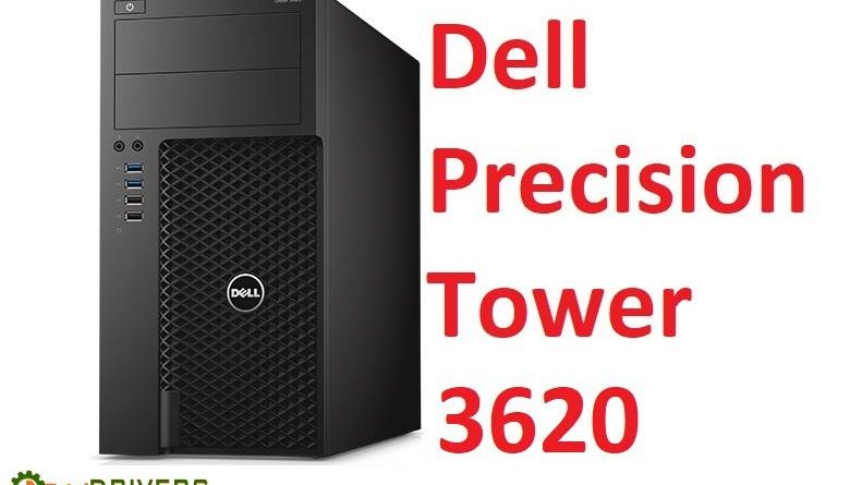 TotalDrivers.net dell workstations precision tower 3620