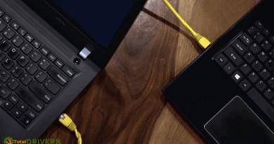 Kết nối cả hai PC với cáp LAN