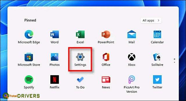 How to show the number of unread notifications on application icons in the Windows 11 taskbar